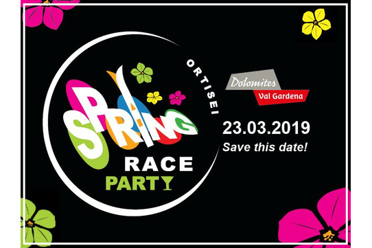 Spring Race Party Ortisei